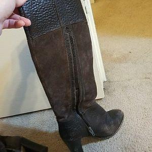 Banana Republic Brown boots